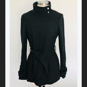 Express Wool Blend Wrap Jacket, Small